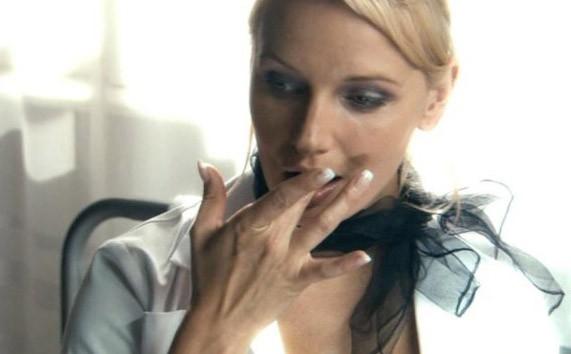 Una scena del film Severance - Tagli al personale