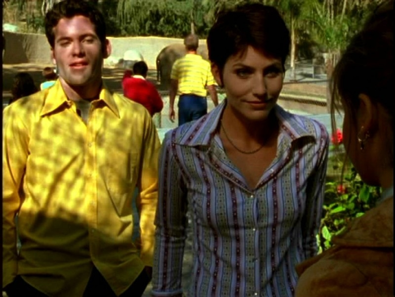 Una scena di Buffy - L'ammazzavampiri, episodio Il branco