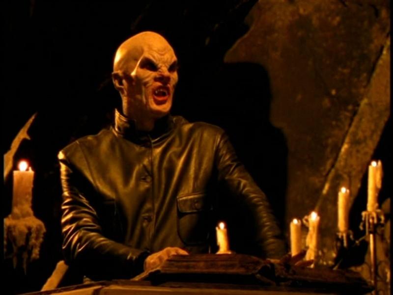 Una scena di Buffy - L'ammazzavampiri, episodio Il primo appuntamento