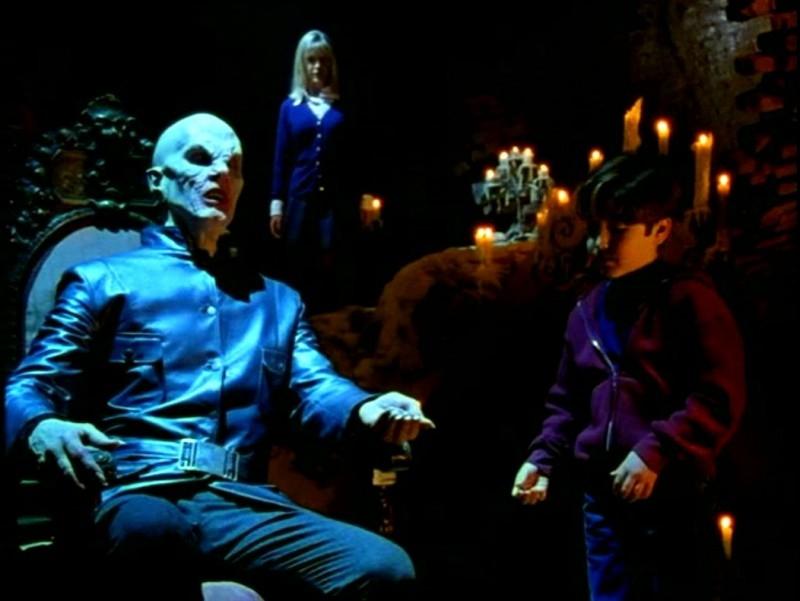 Una scena di Buffy - L'ammazzavampiri, episodio L'angelo custode