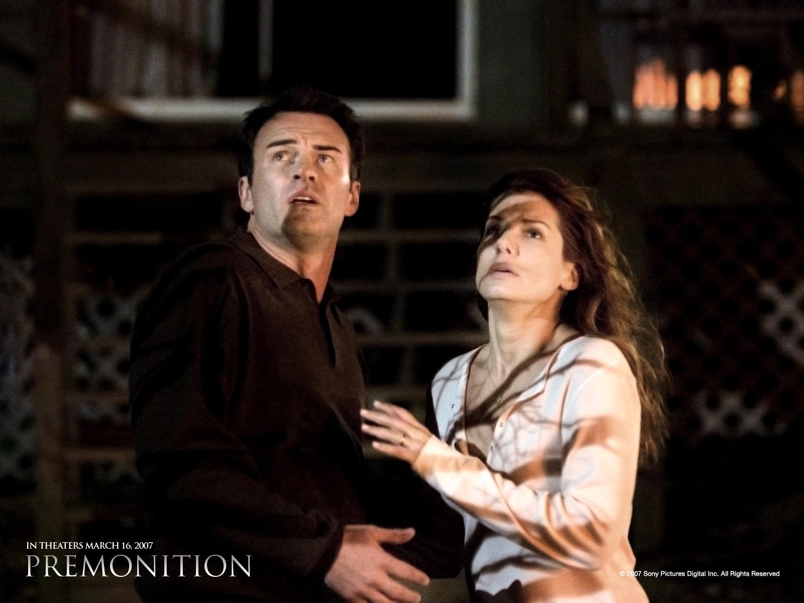 Wallpaper del film Premonition
