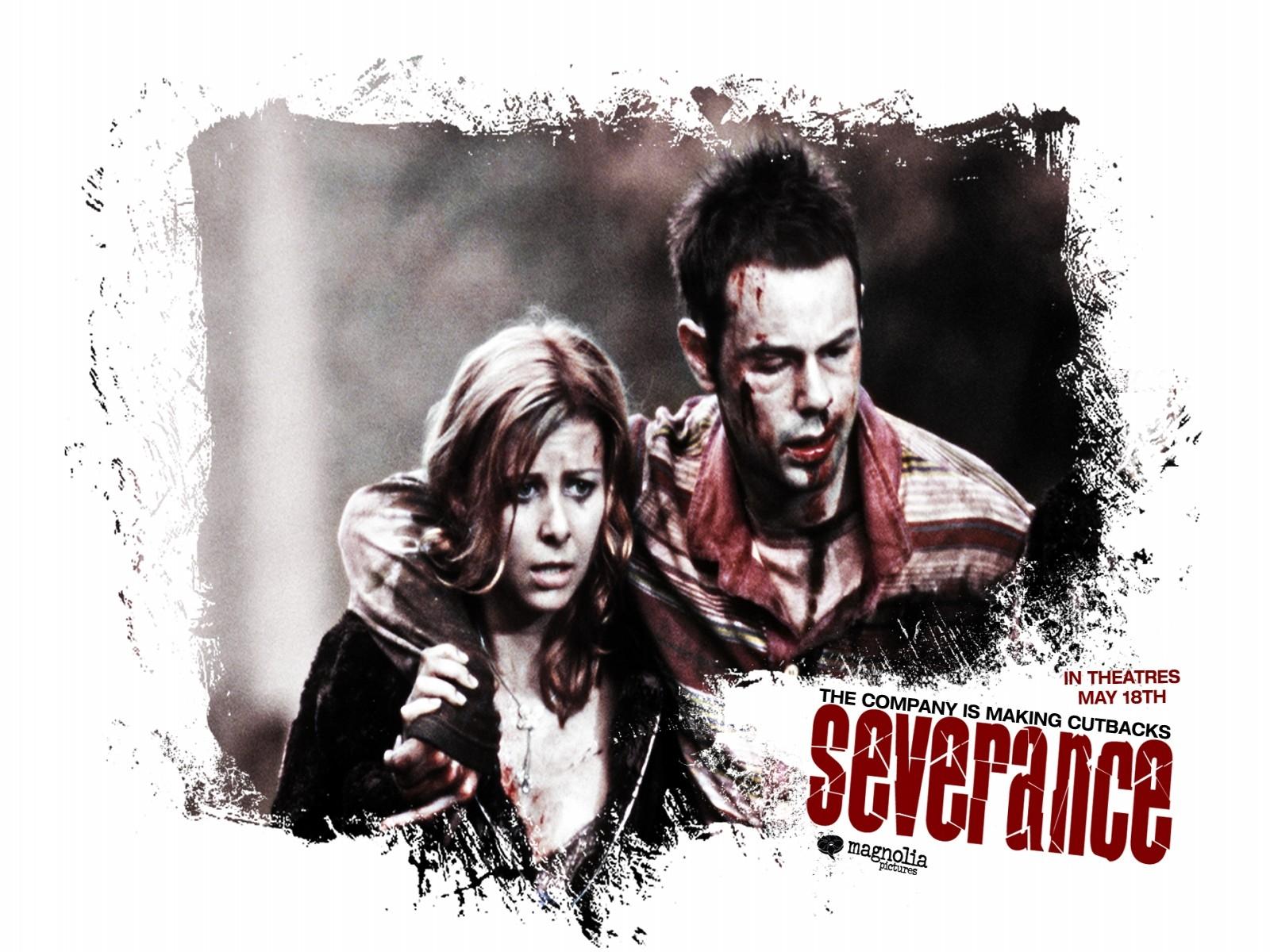 Wallpaper del film Severance