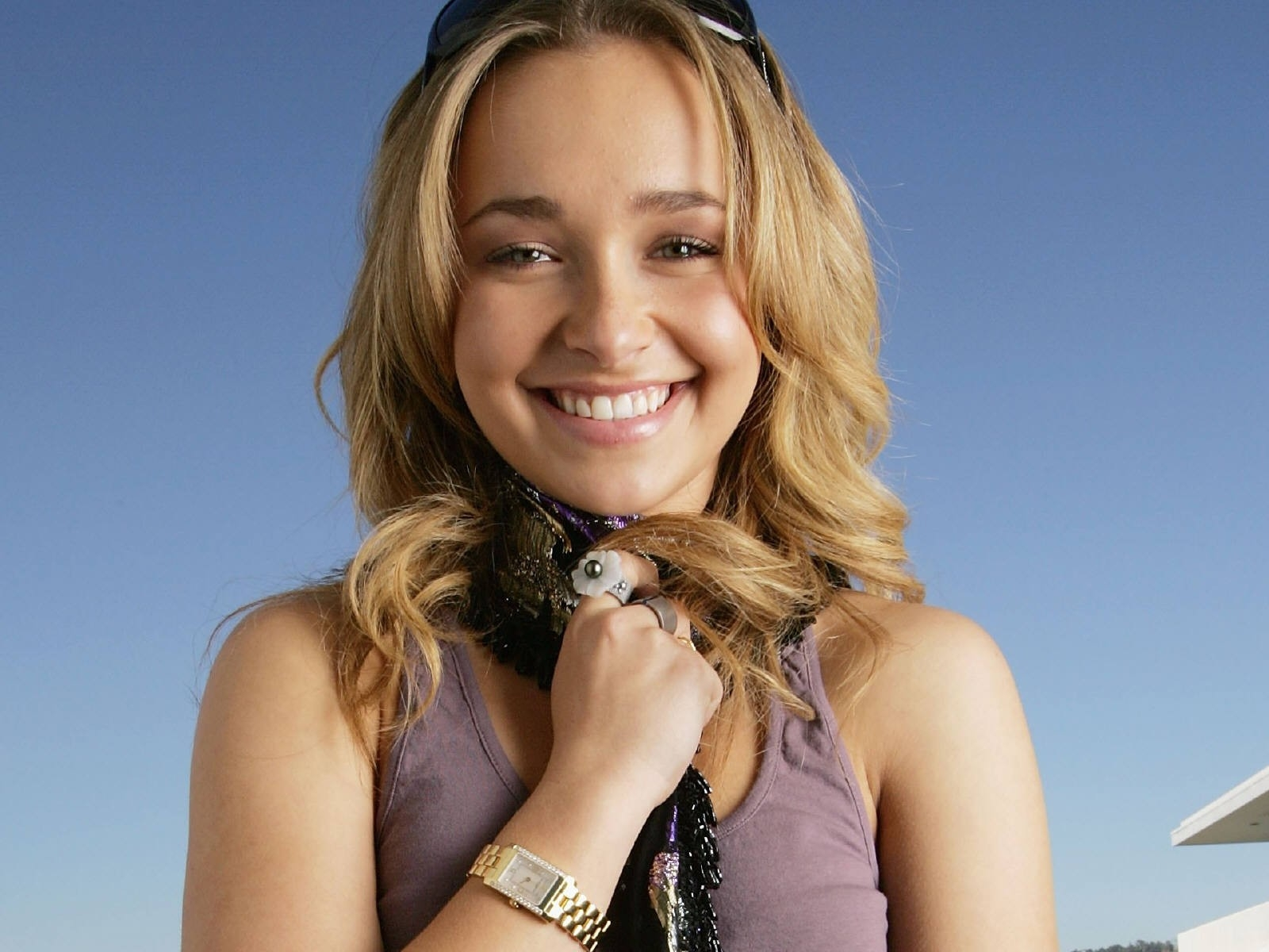 Wallpaper di Hayden Panettiere - 5