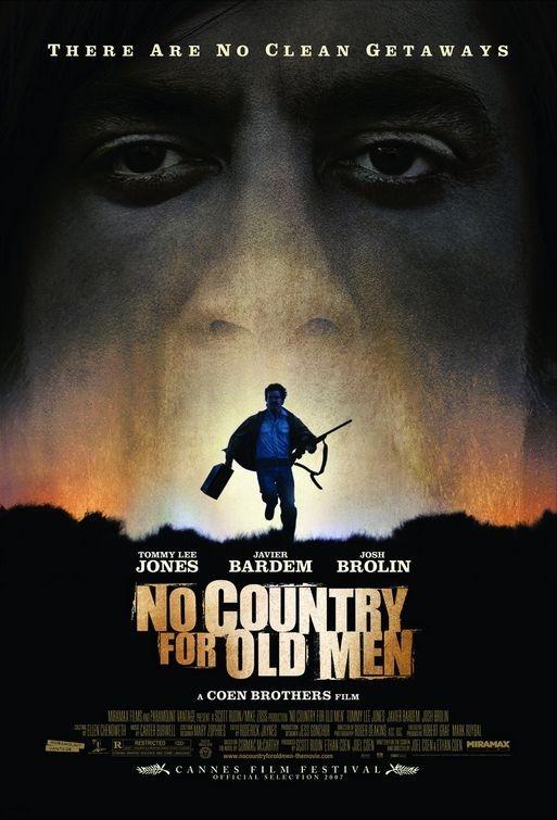 La locandina di No Country for Old Men