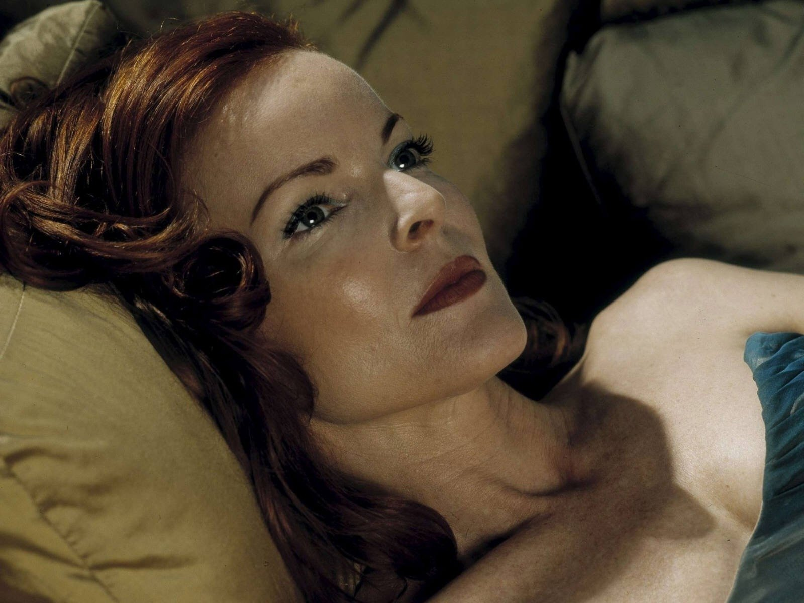 Wallpaper: un'immagine da diva per Marcia Cross