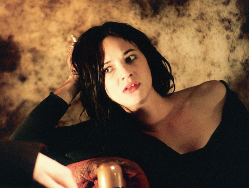 Asia Argento in una immagine del film Transylvania