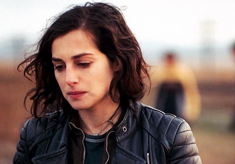 L'attrice Amira Casar in una scena del film Transylvania