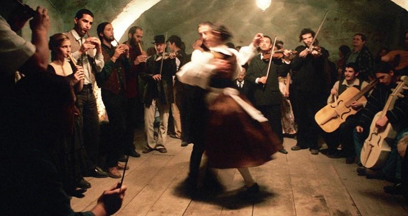 Una scena del film Transylvania, del 2006