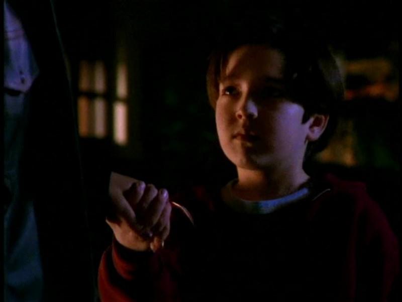Una scena di Buffy - L'ammazzavampiri, episodio La profezia