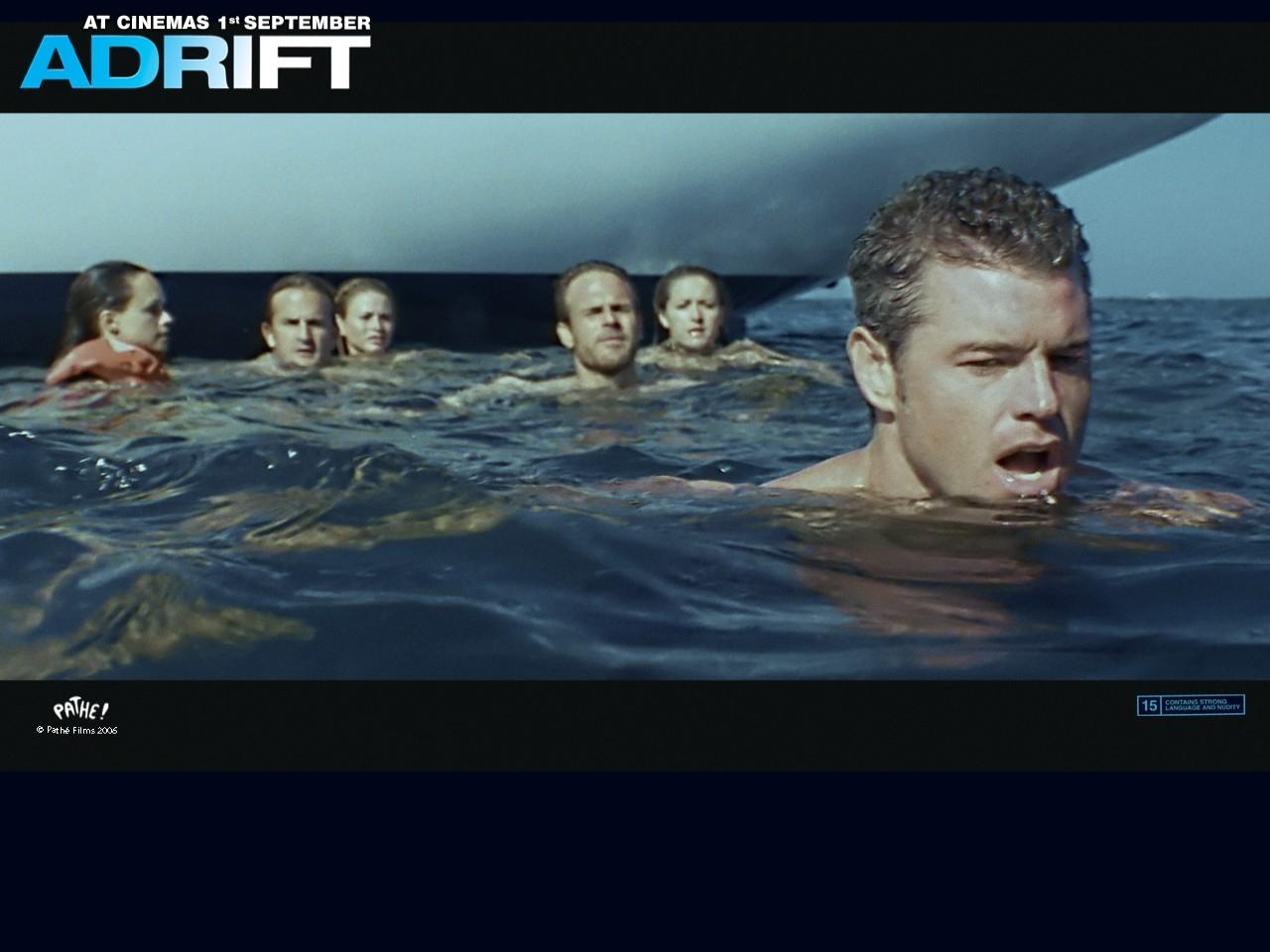 Wallpaper del film Alla deriva