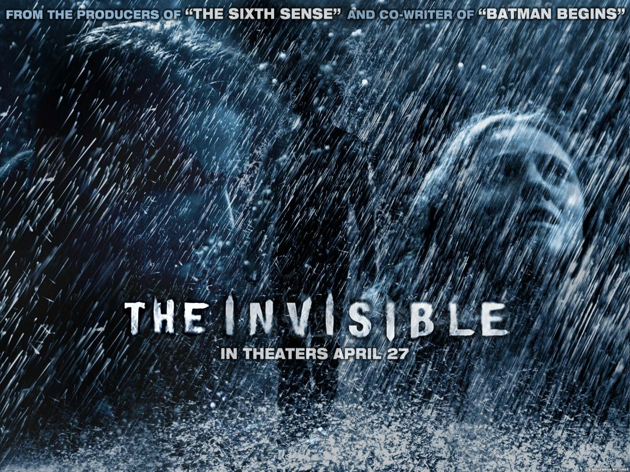 Wallpaper del film The Invisible