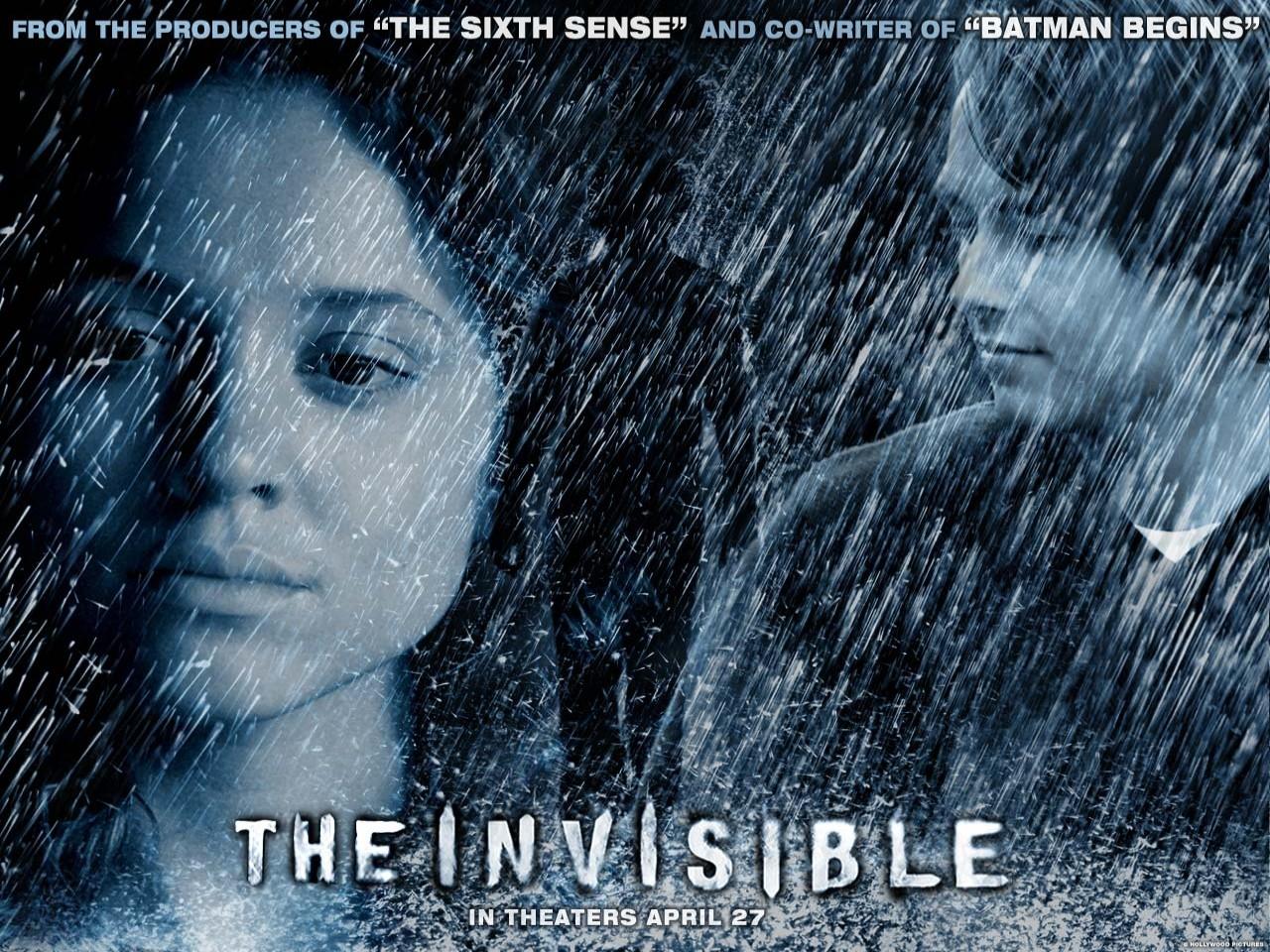 Wallpaper del film The Invisible