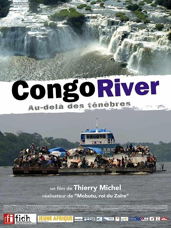 La locandina di Congo River