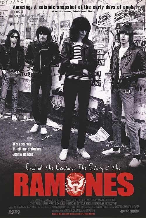 La locandina di End of the Century: The Story of the Ramones
