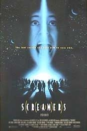 La locandina di Screamers - Urla dallo spazio