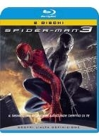 La copertina DVD di Spider-Man 3 (Blu Ray)