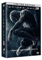 La copertina DVD di Spider-Man 3 - Limited Gift Edition