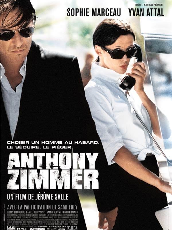 La locandina di Anthony Zimmer