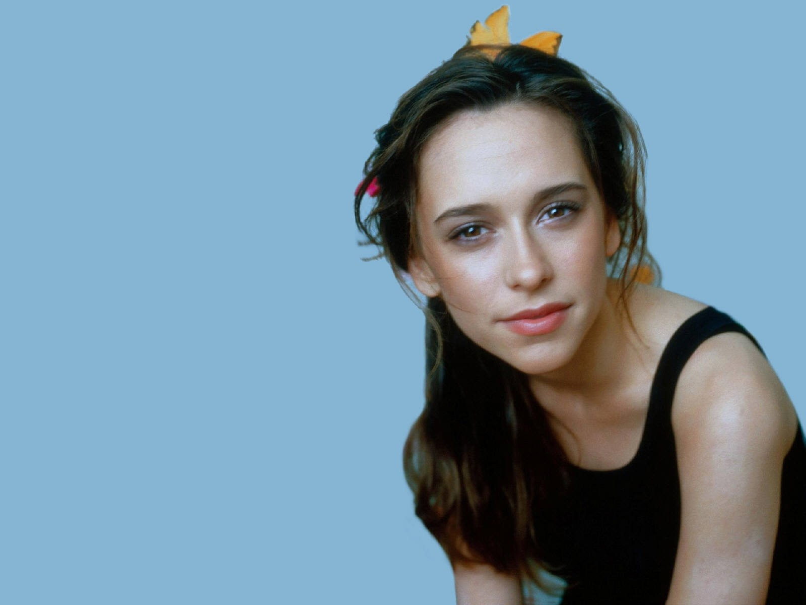 Wallpaper dell'attrice Jennifer Love Hewitt