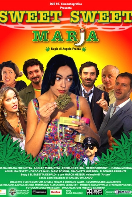 La locandina di Sweet Sweet Marja