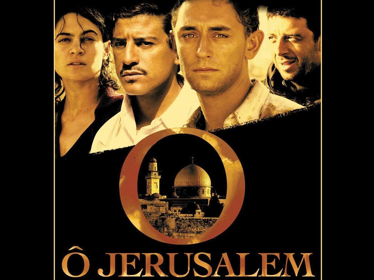 Wallpaper del film O Jerusalem
