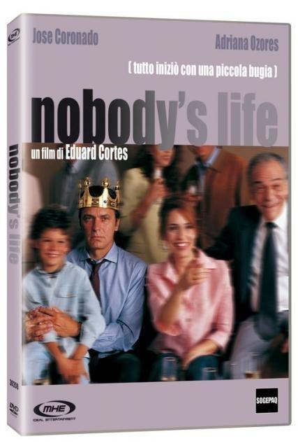 La copertina DVD di Nobody's Life
