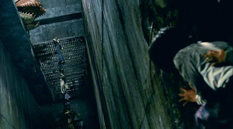 Ko Ah-sung in una scena di THE HOST