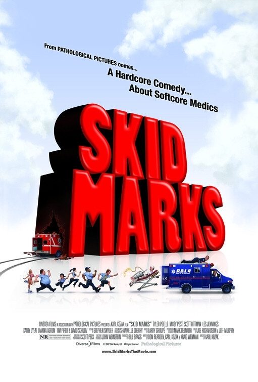 La locandina di Skid Marks