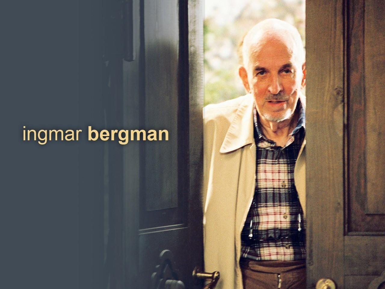 Wallpaper di Ingmar Bergman