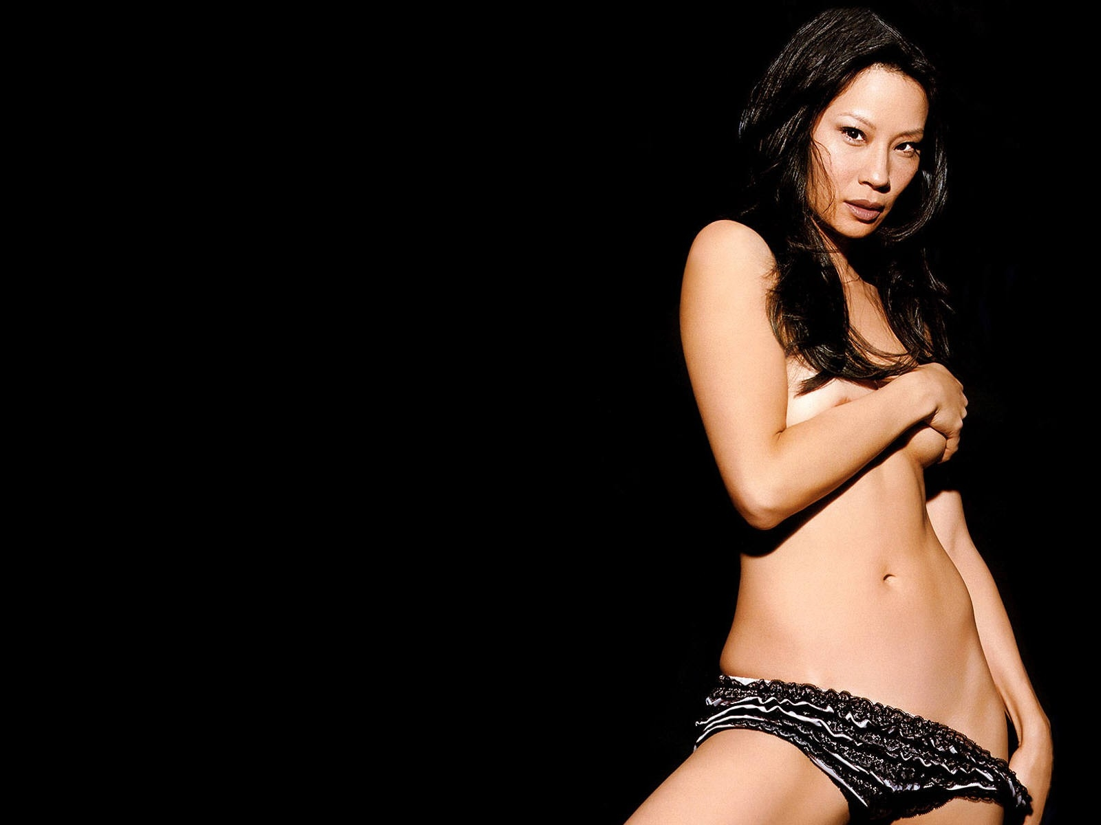 Wallpaper di Lucy Liu 7