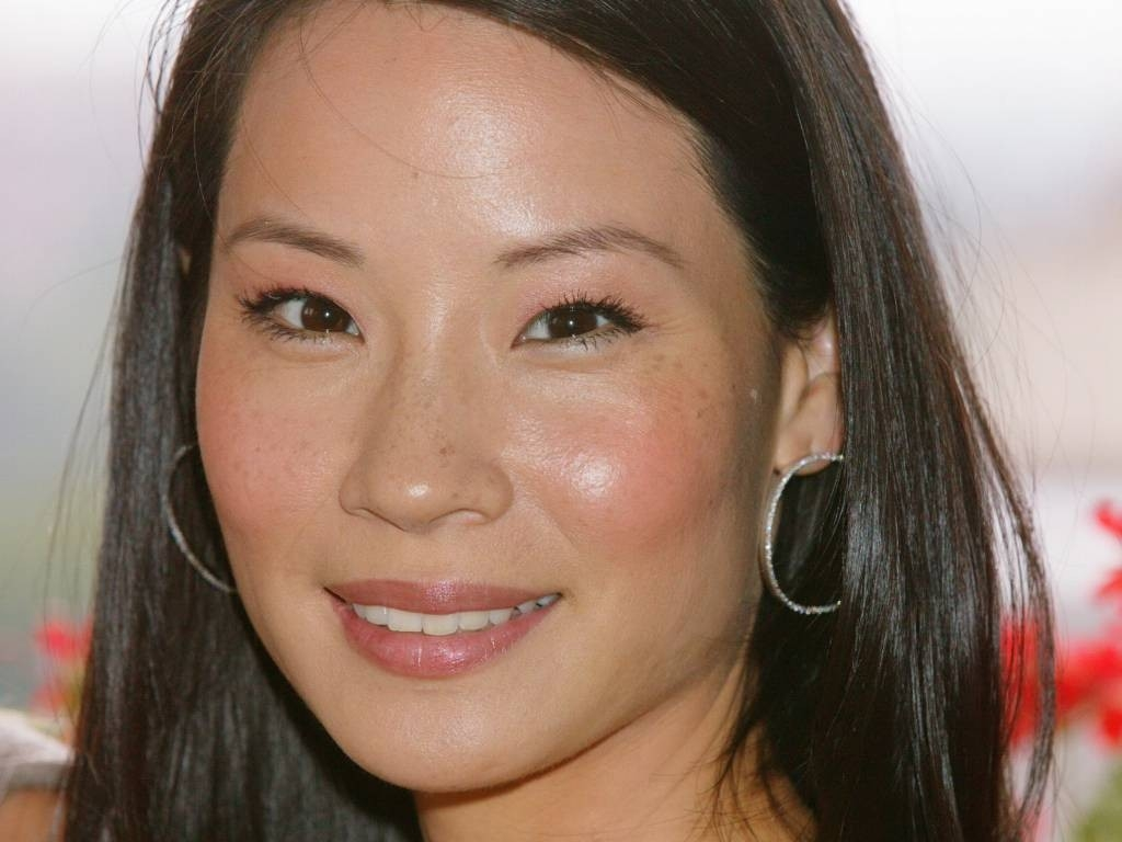 Wallpaper di Lucy Liu 12