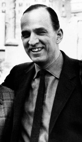 un giovane Ingmar Bergman
