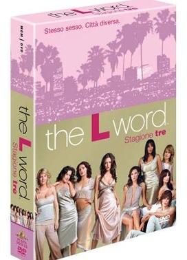 La copertina DVD di The L Word - Stagione 3