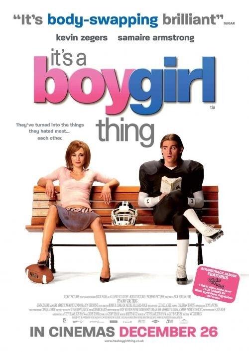 La locandina di It's a Boy Girl Thing