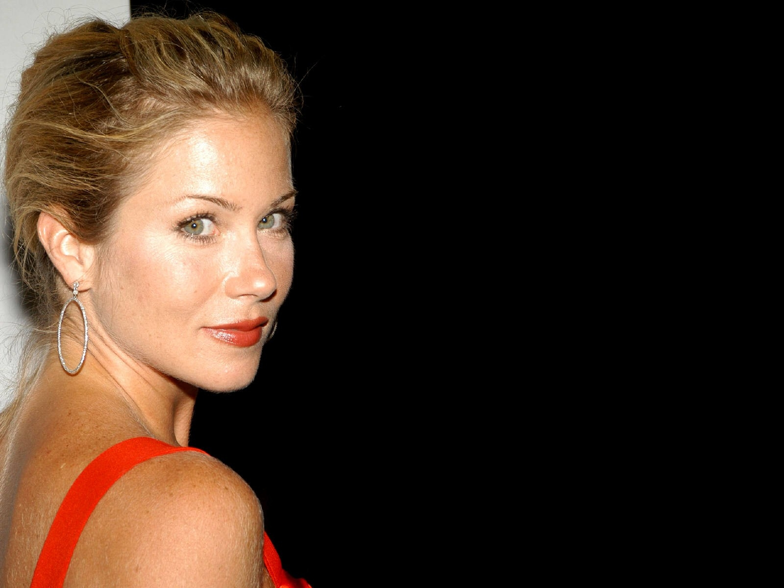 Wallpaper dell'attrice Christina Applegate