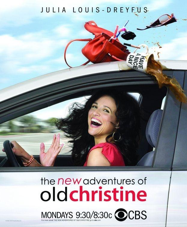 La locandina di The New Adventures of Old Christine