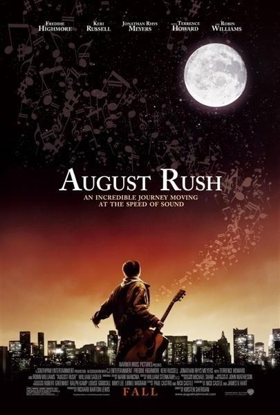 La locandina di August Rush
