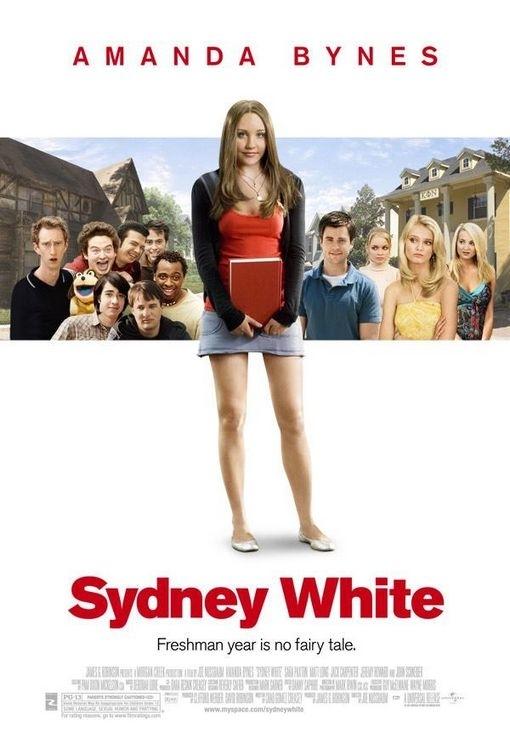 La locandina di Sydney White