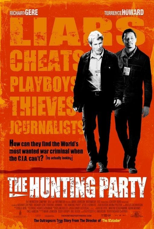 locandina di The Hunting Party