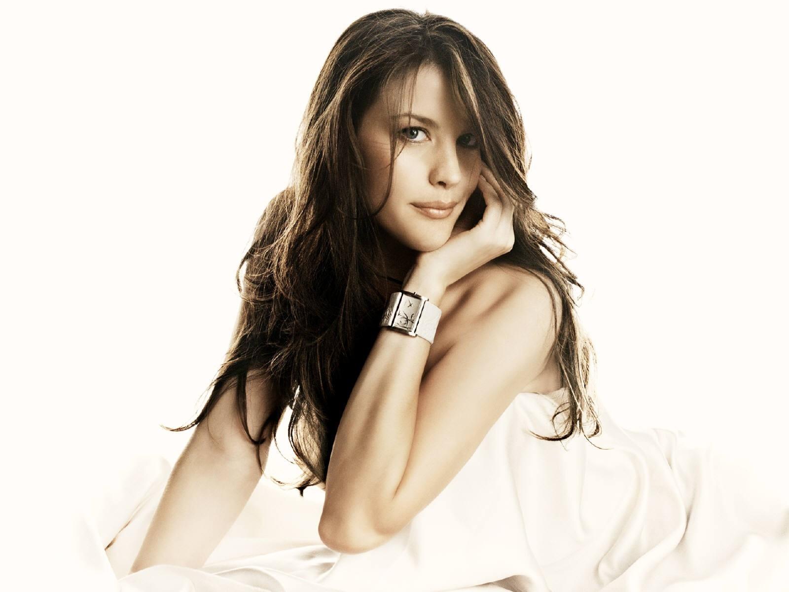 Wallpaper di Liv Tyler - l'attrice è figlia del cantante Steven Tyler e della modella Bebe Buell