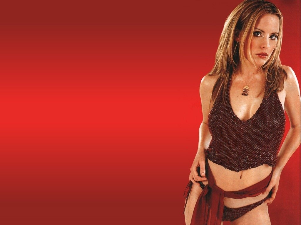 Wallpaper sexy di Emma Caulfield