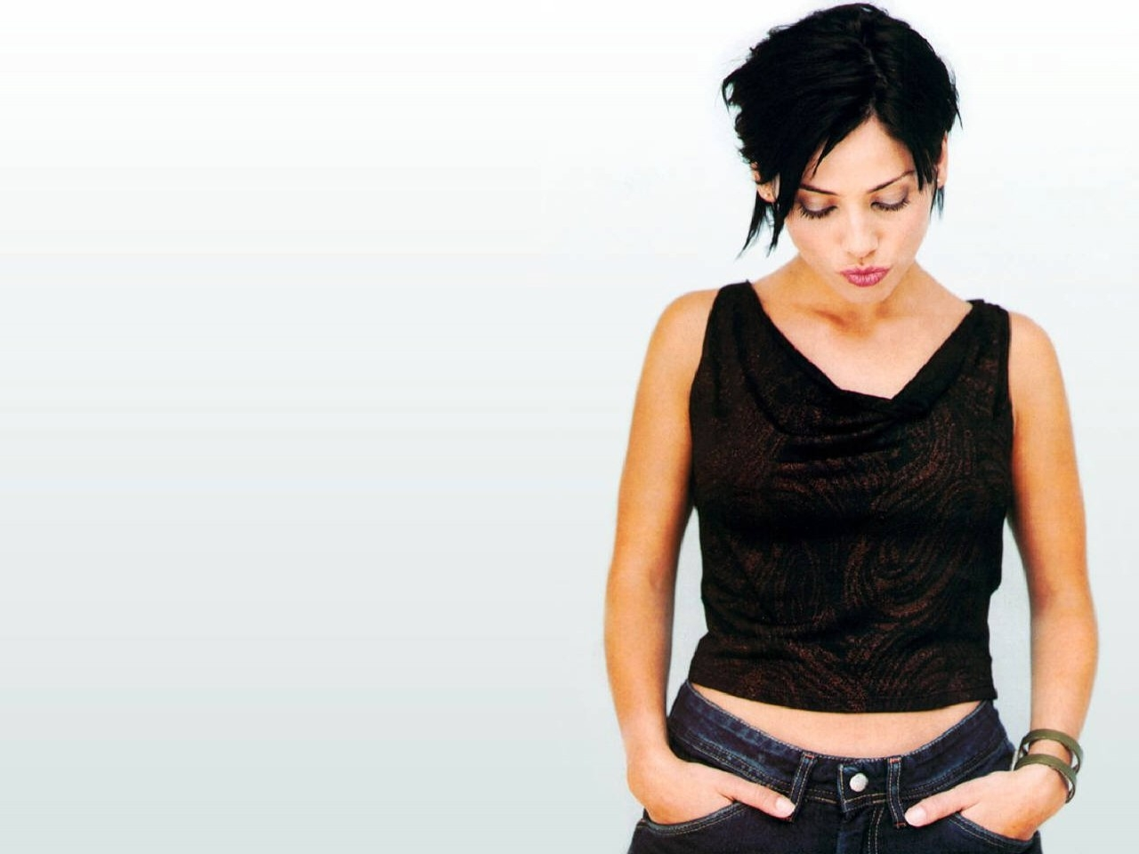Wallpaper di Natalie Imbruglia in jeans