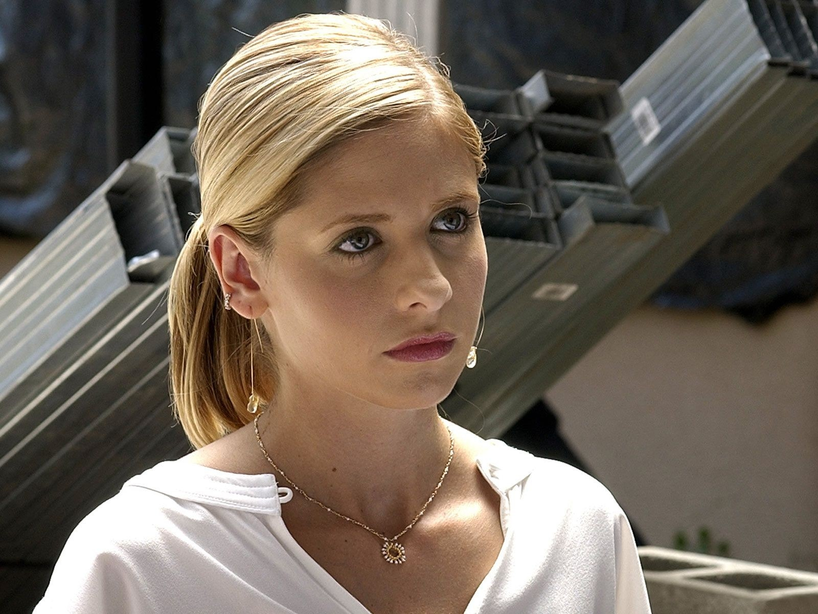 Wallpaper di Sarah M.Gellar