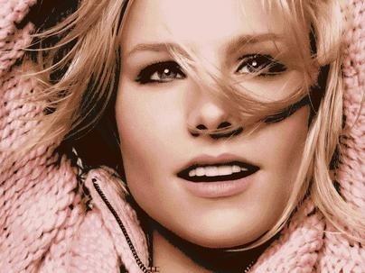 Un'immagine promozionale di Kristen Bell