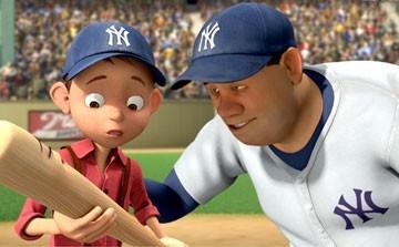Un'immagine del film d'animazione Piccolo grande eroe