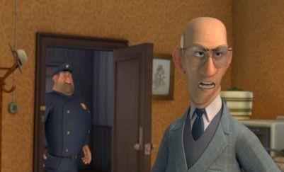 Una scena del film Piccolo grande eroe