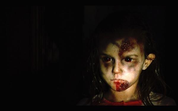 Un'immagine dell'horror Rec