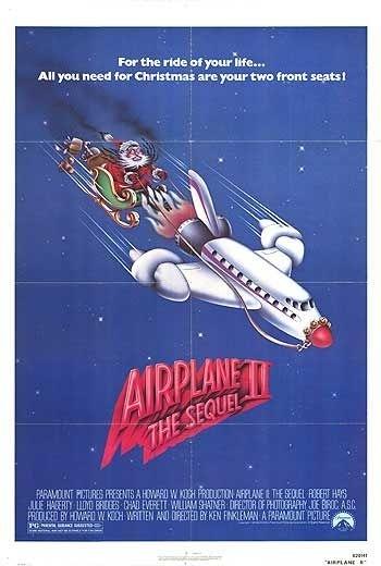 La locandina di L'aereo più pazzo del mondo... sempre più pazzo