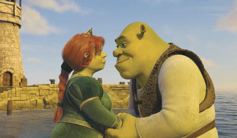 Un'immagine del film Shrek Terzo (2007)