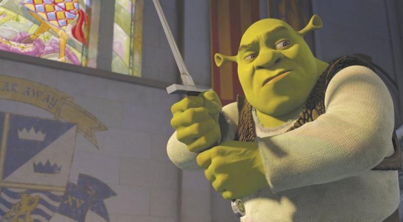 Un'immagine del film Shrek Terzo - 2007